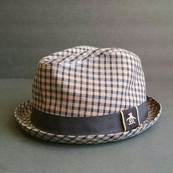 77b925fb8 Original Penguin Fedora like new small to Med